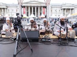 Image: Gurmat Sangeet Academy Trafalgar Square