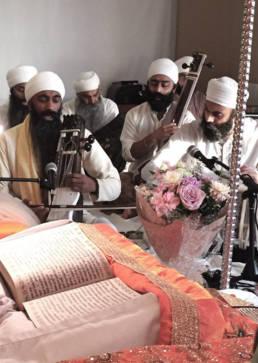 Image: Siri Guru Granth Sahib Kirtan